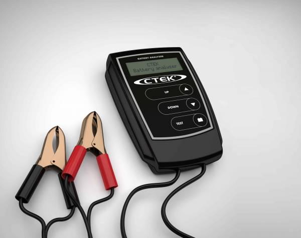 CTEK Battery Chargers - CTEK Battery Chargers Battery Analyzer CCA