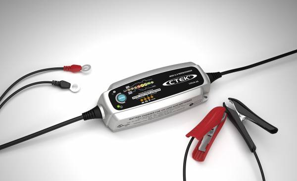 CTEK Battery Chargers - CTEK Battery Chargers MUS 4.3 TEST&CHARGE