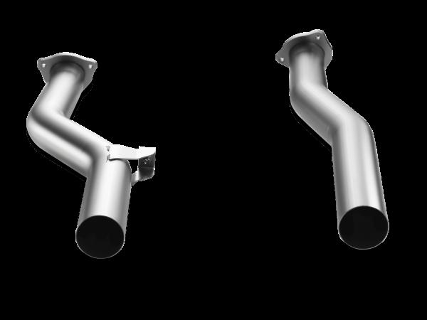 Akrapovic - Akrapovic Front link pipe set (Titanium)