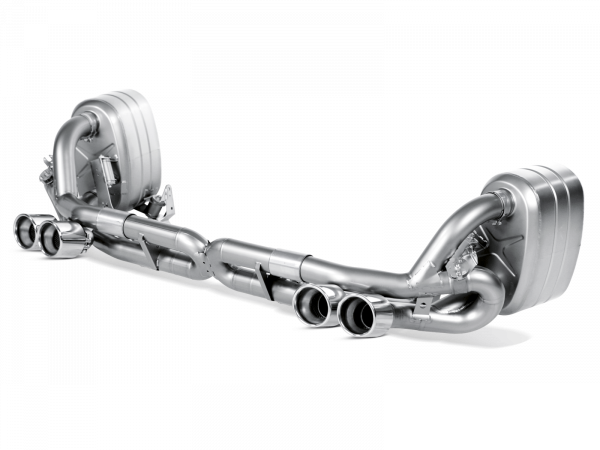 Akrapovic - Akrapovic Slip-On Race Line (Titanium)