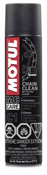 Motul - Motul C1 CHAIN CLEAN - 0.400L US CAN