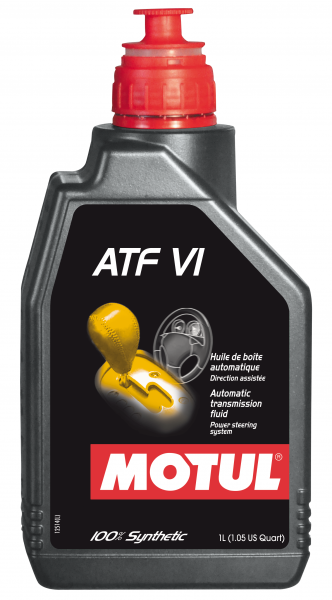 Motul - Motul ATF VI - 1L - Fully Synthetic Transmission fluid