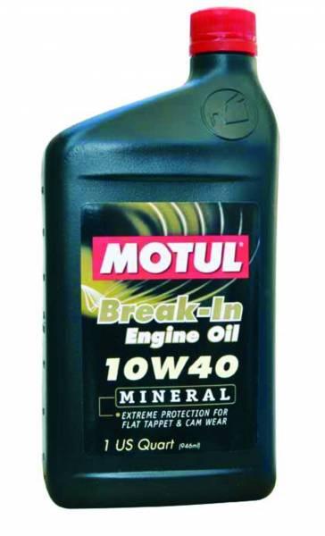 Motul - Motul BREAK-IN OIL 10W40 (MINERAL) Classic Engine Oil