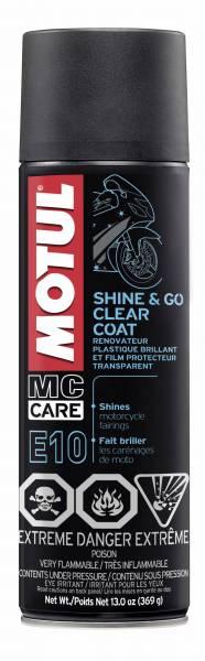 Motul - Motul E10 SHINE & GO - 0.550L  - Car Maintenance