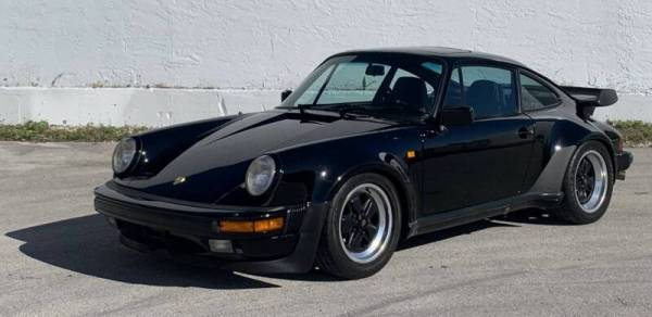 Cars For Sale - 1984 Porsche 911 Turbo 930