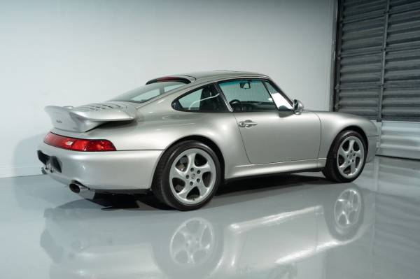 Cars For Sale - 1997 Porsche 911 Turbo AWD 2dr Coupe