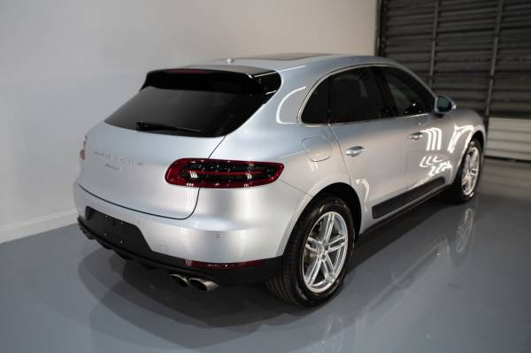 Cars For Sale - 2017 Porsche Macan S AWD 4dr SUV