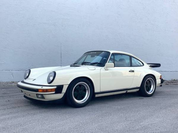 Cars For Sale - 1984 Porsche 911 Carrera 2dr Coupe
