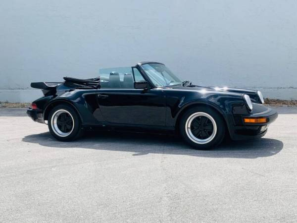 Cars For Sale - 1989 Porsche 911 Carrera 2dr Convertible