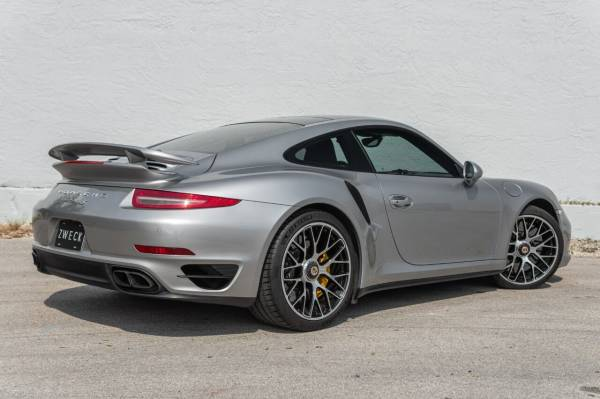 Cars For Sale - 2015 Porsche 911 Turbo S AWD 2dr Coupe