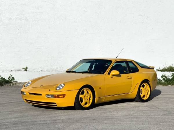 Cars For Sale - 1993 Porsche 968 Clubsport