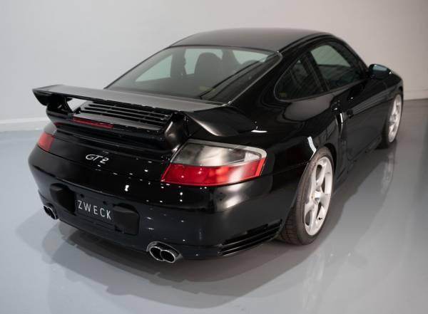 Cars For Sale - 2003 Porsche 911 GT2 2dr Turbo Coupe