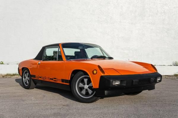 Cars For Sale - 1976 Porsche 914
