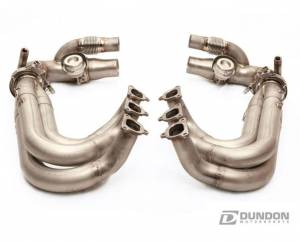 Dundon Motorsports - Dundon GT3 Race Headers w/ Valved Side Deletes - Image 1