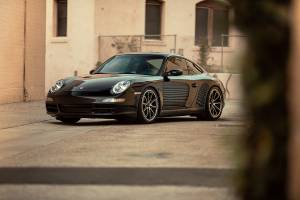 fifteen52 - fifteen52 Outlaw 001m - Forged Monoblock  - Stealth Black - Image 18