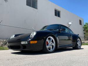 Cars For Sale - 1996 Porsche 911 Turbo AWD 2dr Coupe - Image 5