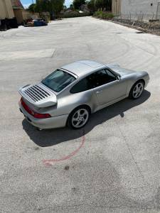 Cars For Sale - 1997 Porsche 911 Turbo AWD 2dr Coupe - Image 8