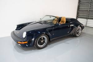 Cars For Sale - 1989 Porsche 911 Carrera Speedster 2dr Convertible - Image 14