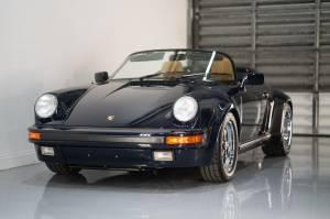 Cars For Sale - 1989 Porsche 911 Carrera Speedster 2dr Convertible - Image 7