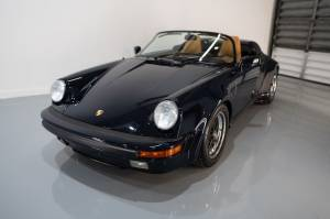 Cars For Sale - 1989 Porsche 911 Carrera Speedster 2dr Convertible - Image 25