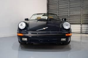 Cars For Sale - 1989 Porsche 911 Carrera Speedster 2dr Convertible - Image 32