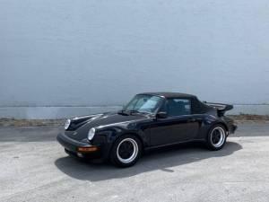 Cars For Sale - 1989 Porsche 911 Carrera 2dr Convertible - Image 4