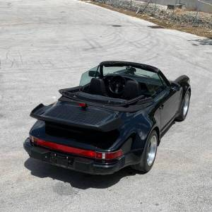 Cars For Sale - 1989 Porsche 911 Carrera 2dr Convertible - Image 3