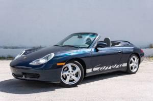 Cars For Sale - 1999 Porsche 911 Carrera Cabriolet - Image 1