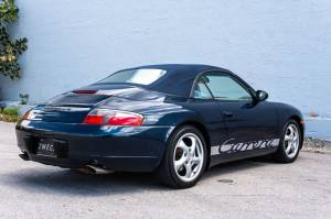 Cars For Sale - 1999 Porsche 911 Carrera Cabriolet - Image 3