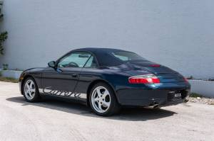 Cars For Sale - 1999 Porsche 911 Carrera Cabriolet - Image 11