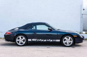 Cars For Sale - 1999 Porsche 911 Carrera Cabriolet - Image 17