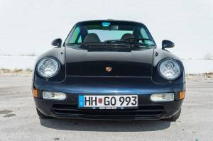 Cars For Sale - 1996 Porsche 911 Carrera 2dr Targa Coupe - Image 4