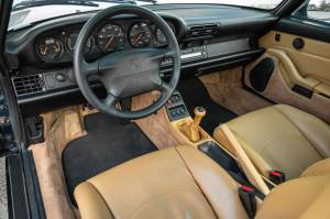 Cars For Sale - 1996 Porsche 911 Carrera 2dr Targa Coupe - Image 5