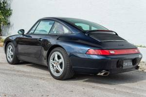 Cars For Sale - 1996 Porsche 911 Carrera 2dr Targa Coupe - Image 3