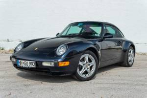Cars For Sale - 1996 Porsche 911 Carrera 2dr Targa Coupe - Image 1