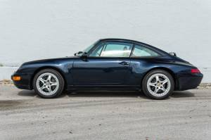 Cars For Sale - 1996 Porsche 911 Carrera 2dr Targa Coupe - Image 2