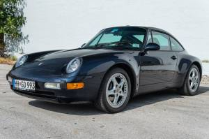 Cars For Sale - 1996 Porsche 911 Carrera 2dr Targa Coupe - Image 18