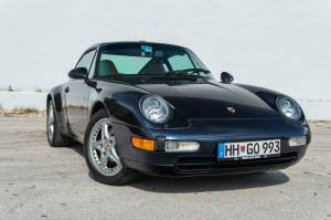 Cars For Sale - 1996 Porsche 911 Carrera 2dr Targa Coupe - Image 19