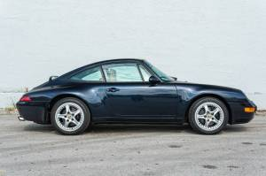 Cars For Sale - 1996 Porsche 911 Carrera 2dr Targa Coupe - Image 36