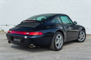 Cars For Sale - 1996 Porsche 911 Carrera 2dr Targa Coupe - Image 40