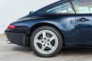 Cars For Sale - 1996 Porsche 911 Carrera 2dr Targa Coupe - Image 38