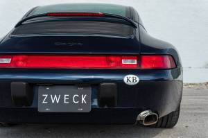 Cars For Sale - 1996 Porsche 911 Carrera 2dr Targa Coupe - Image 48