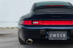 Cars For Sale - 1996 Porsche 911 Carrera 2dr Targa Coupe - Image 47