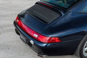 Cars For Sale - 1996 Porsche 911 Carrera 2dr Targa Coupe - Image 41