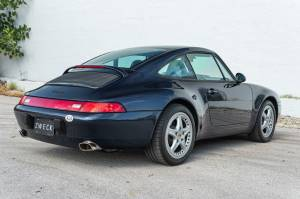 Cars For Sale - 1996 Porsche 911 Carrera 2dr Targa Coupe - Image 51