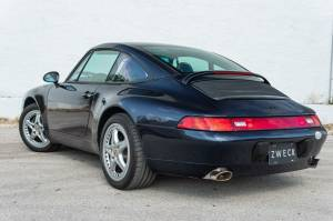 Cars For Sale - 1996 Porsche 911 Carrera 2dr Targa Coupe - Image 52