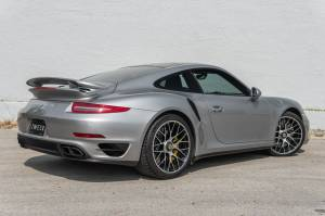 Cars For Sale - 2015 Porsche 911 Turbo S AWD 2dr Coupe - Image 1