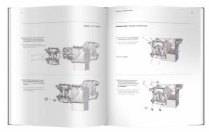 Porsche Carrera Racing Engine - 1:3 Scale Model Kit - Image 13