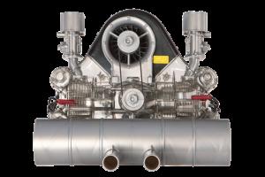 Porsche Carrera Racing Engine - 1:3 Scale Model Kit - Image 3
