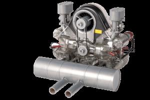 Porsche Carrera Racing Engine - 1:3 Scale Model Kit - Image 2